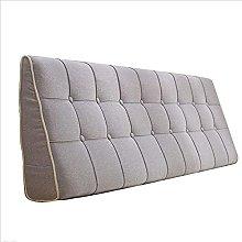 GAXQFEI Bed Backrest Cushion Bedside Triangular