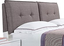 GAXQFEI Bed Backrest Cushion Headboard Double Soft