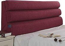 GAXQFEI Bed Backrest Cushion Headboard Headrest