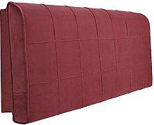 GAXQFEI Bed Backrest Cushion Lixiong Headboard