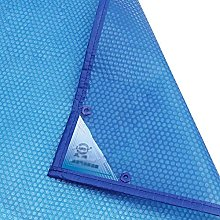 GAXQFEI Blue Solar Blanket Cover for Above-Ground