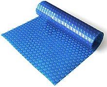 GAXQFEI Blue Solar Blanket Cover for Rectangular