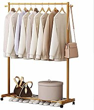 GAXQFEI Coat Rack Stand Bamboo Clothes Rack Stand