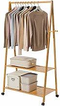 GAXQFEI Coat Rack Stand Coat Rack with Shoe Rack