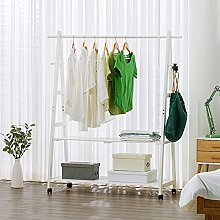 GAXQFEI Coat Rack Stand Wood Clothes Rack Stand