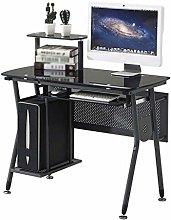 GAXQFEI Computer Desk Creative Laptop Desk Modern