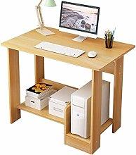 GAXQFEI Computer Desk Laptop Desk Simple Home Desk