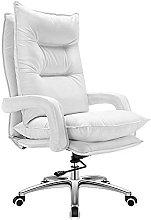 GAXQFEI Desk Chairs White Computer Chair Home