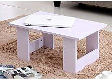 GAXQFEI Desk Modern Simple Small Folding Coffee