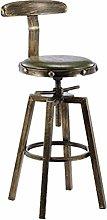 GAXQFEI Dining Chairs Bar Chair Bar Chair