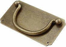 GAXQFEI Door Handle Antique Brass for Niture
