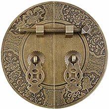 GAXQFEI Door Handle Pure Brass Exquisite Practical