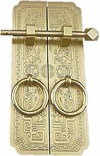 GAXQFEI Drawer Handle Door Handle Wardrobe Cabinet