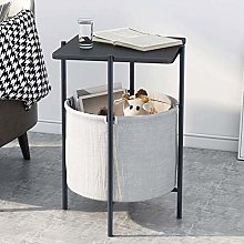 GAXQFEI End Tables,Side Table End Table Sofa Side