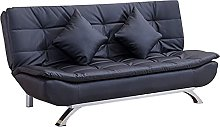 GAXQFEI Faux Leather Upholstered Modern