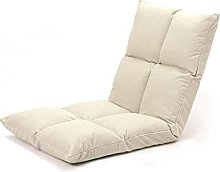 GAXQFEI Floor Seat Foldable Lazy Sofa Bed