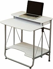 GAXQFEI Foldable Computer Table Laptop Desk with
