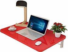 GAXQFEI Folding Wall Desk for Small Spaces, Piano