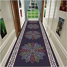 GAXQFEI Hallway Runner Rug, Soft Non Slip Bedroom