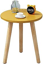 GAXQFEI Home Small Coffee Table Side Table, Simple