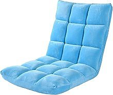 GAXQFEI Lazy Sofa Bed Floor Lounger Folding Single