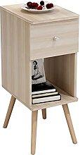 GAXQFEI Lockers Sofa Table Side Cabinet Small