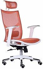 GAXQFEI Mesh Ergonomic Office Chair Swivel Desk