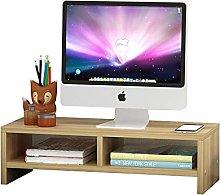 GAXQFEI Printer Stand Monitor Riser Stand Desk