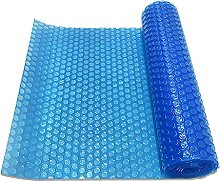 GAXQFEI Rectangle Solar Pool Cover with Blue