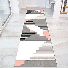 GAXQFEI Runner Rug for Hallway Non Slip, White.