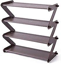 GAXQFEI Shoe Rack Adjustable Storage Rack