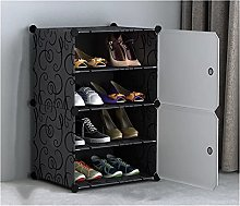 GAXQFEI Shoe Rack Multi-Layer Shoe Rack,