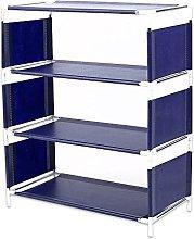 GAXQFEI Shoe Rack Non-Woven Shoe Storage Rack,