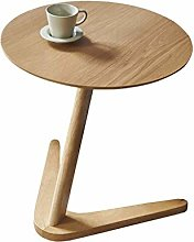 GAXQFEI Side Table,Coffee Tables Creative Solid