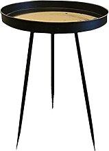 GAXQFEI Small Coffee Table Living Room Sofa Side