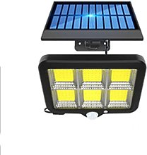 GAXQFEI Solar Garden Lights, Solar Motion Sensor