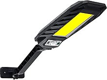 GAXQFEI Solar Lights Outdoor, Adjustable Heads