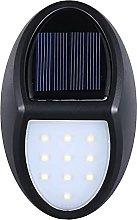 GAXQFEI Solar Security Lights Outdoor, Solar Light