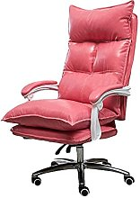 GAXQFEI Swivel Office Chair - Desk Chair with Arms
