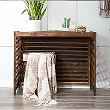 GAXQFEI Wood Air Conditioner Cover, Outdoor Indoor