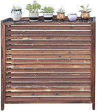 GAXQFEI Wooden Air Conditioning Rack, Indoor
