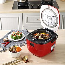 GAYBJ 2.5L Mini Rice Cooker Steamer, 400W Electric