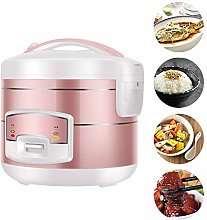 GAYBJ 3L Mini Rice Cooker Steamer 500W Electric