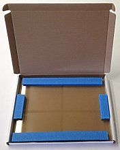 Gazco G395310 E Box Replacement HD Stove Glass 395