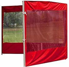 Gazebo Tent Side Panels,6x2m Replacement Side Wall