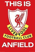 GB Liverpool FC This is Anfield Soccer Football