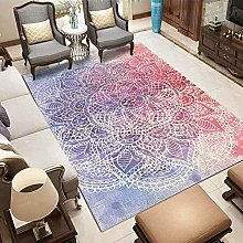 GBFR Large Rug Living Room Vintage Rug Printed