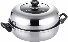 GCE Cookware Set Stainless Steel Steamer Pot