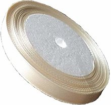 GCS 25 Yards / 23 Meters Of Satin Ribbon 10mm -