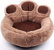GCSEY Pet Dog Cat Calming Bed, Soft Material Pet